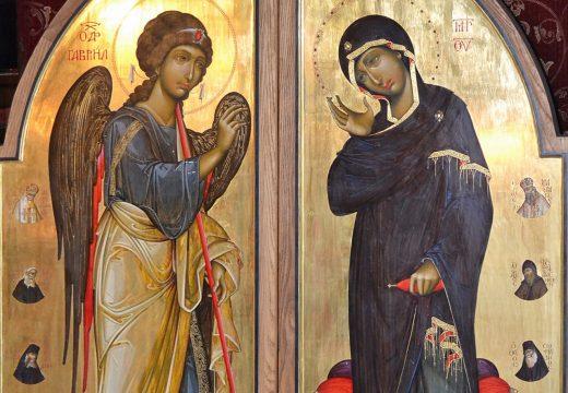"""Η προσευχή """"Άγγελος του Κυρίου"""""""