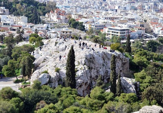 Getting to know Athens: The Areopagus