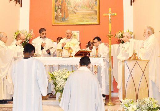 Επίσκεψη του Αρχιεπισκόπου Σεβαστιανού στο Τ.Ε.Λ  στην Κηφισιά (24/03/2016)
