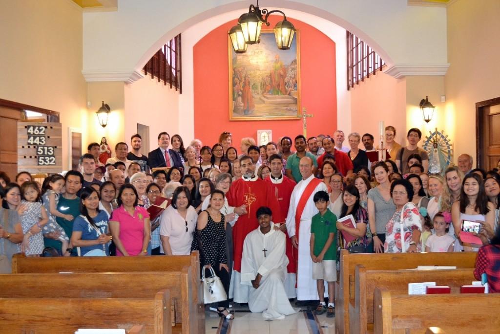 Catholic Church in Kifissia