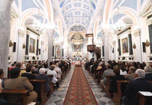 Αρχιεπισκοπή και Καθεδρικός Ναός στην Ξινάρα Τήνου