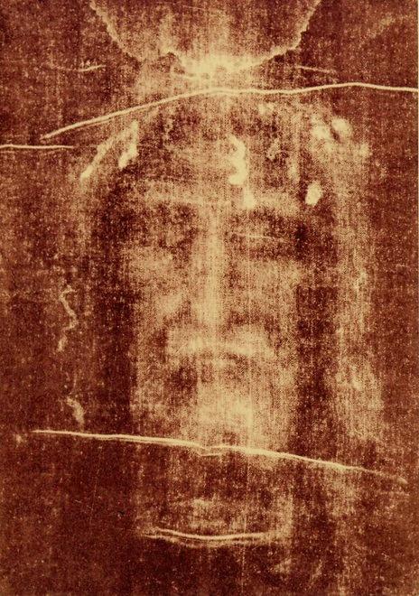 Η Ιερά Σινδόνη του Τορίνο