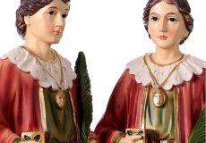 Άγιοι Κοσμάς και Δαμιανός, οι Ανάργυροι και θαυματουργοί (26 Σεπτεμβρίου)