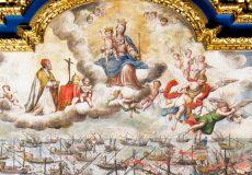 La batalla de Lepanto y el Santo Rosario